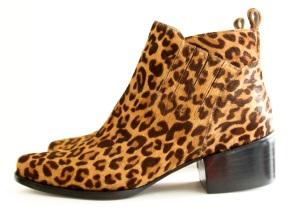 144. Shoes -LEOPARD