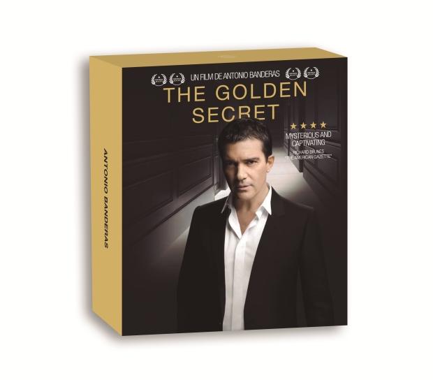 COFRE AB-THE GOLDEN SECRET $374