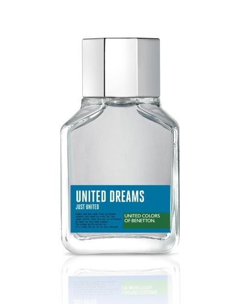 Just United masculino - Benetton $385