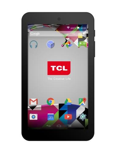 TCL, Tablet, modelo T70 $2899