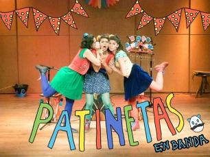 Patinetas en banda_Quinta Estación
