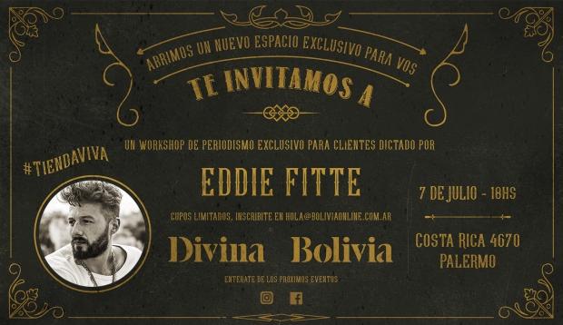 Workshop Eddie Fitte
